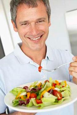 Главных принципах правильного и здорового питания
