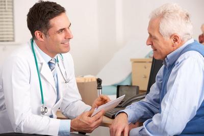 доброкачественной гиперплазии предстательной железы