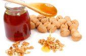Лекарство от импотенции из меда и орехов