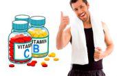 Правильные витамины для повышения потенции